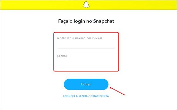 entrar-snapchat