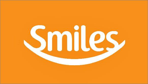 smiles-login-entrar